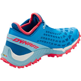 Dynafit Trailbreaker EVO Shoes Dame mykonos blue/fluo pink